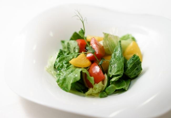 Салат из кубанских овощей