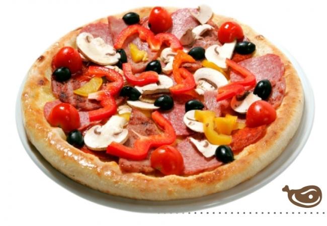 Пицца «Адриано пикантная»