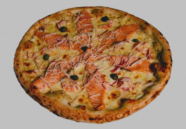 Пицца «Морская звезда»
