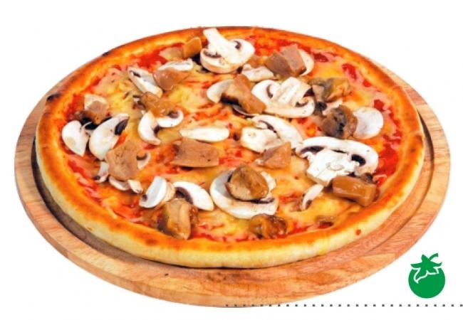 Пицца «Лесная поляна»
