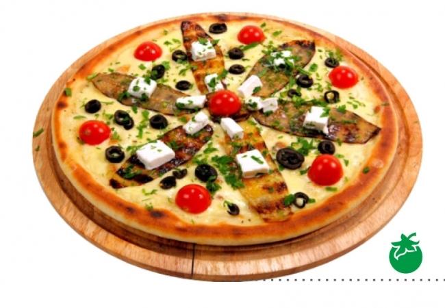 Пицца «Средиземноморская»