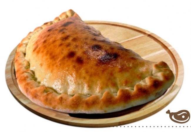 Пицца «Кальцоне Мио аморе»