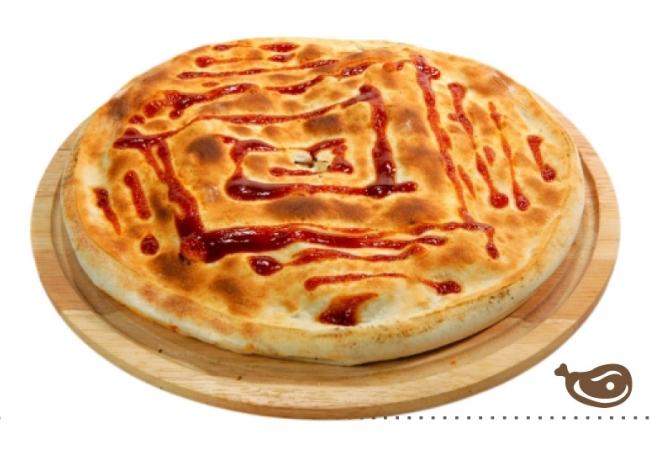 «Стафф» - закрытая пицца